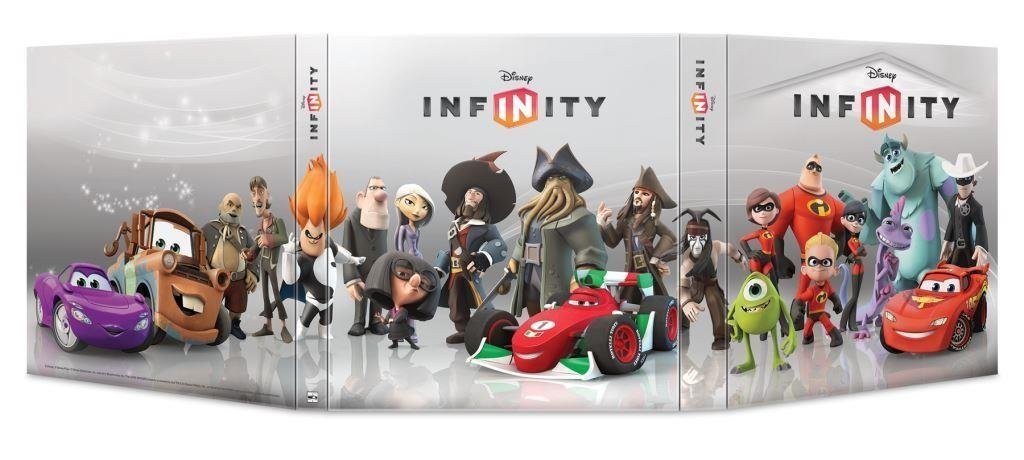 Disney Infinity Power Disc Album Ps3 Xbox 360 Wii U