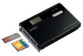 Sony HDPSM10A Portable HD Photo Storage