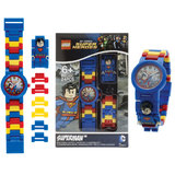 LEGO Watch Superman Minifigure Link