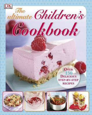 The Ultimate Children's Cookbook by DK image