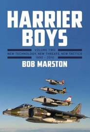 Harrier Boys 2 by Bob Marston