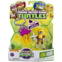 "TMNT Half Shell Hero 2.5"" Figure - Road Rescue Donnie"
