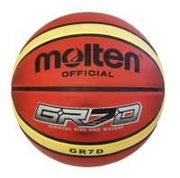 Molten: BGRX D-T1 - Rubber Basketball - Size 5