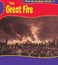 Great Fire of London Big Book by Deborah Fox image