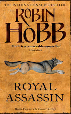 Royal Assassin (The Farseer Trilogy #2) by Robin Hobb image