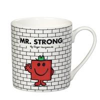 Mr Men Mr Strong Mug