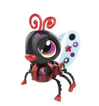 Build-a-bot: Robot Bug - Lady Bug