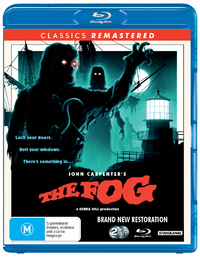 The Fog (1980) on Blu-ray