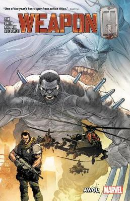 Weapon H Vol. 1: AWOL by Greg Pak