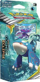 Pokemon TCG: Cosmic Eclipse Theme Deck- Kyogre image