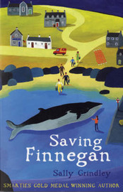 Saving Finnegan by Sally Grindley image