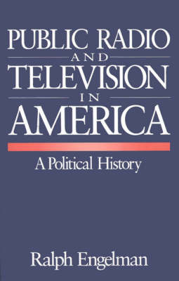Public Radio and Television in America by Ralph Engelman image
