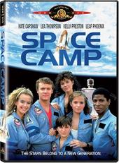 Space Camp on DVD