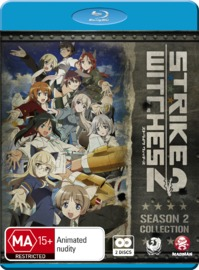 Strike Witches - Season 2 Collection on Blu-ray