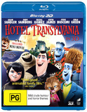 Hotel Transylvania on Blu-ray