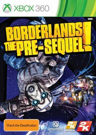 Borderlands: The Pre-Sequel for Xbox 360 image