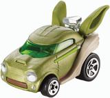 Star Wars Hot Wheels Character Car - Yoda