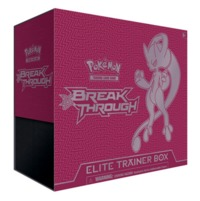Pokemon TCG Breakthrough Elite Trainer Box: Mewtwo Y