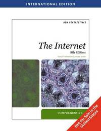 New Perspectives on the Internet by Gary P Schneider image