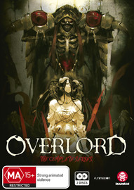 Overlord: Complete Series on DVD