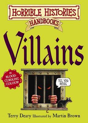 Villains by Terry Deary