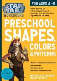 Preschool Shapes, Colors, and Patterns by Workman Publishing