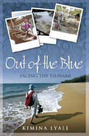 Out of the Blue: Facing the Tsunami by Kimina Lyall image