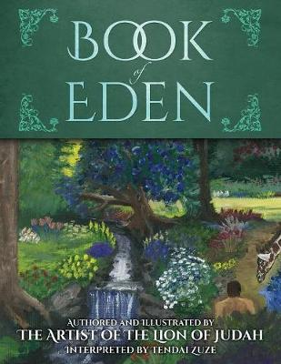 Book of Eden by Amy Hindman