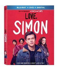 Love, Simon on UHD Blu-ray image