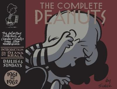 The Complete Peanuts 1961-1962: Volume 6 by Charles M Schulz