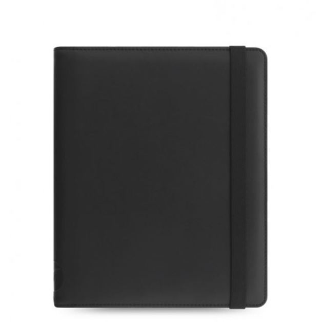 Filofax: Metropol Elastic Tablet Case Large - Black