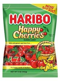 Haribo Happy Cherries 142g image