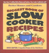 Biggest Book of Slow Cooker Recipes image