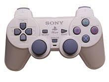 Dual Shock Controller: Slate Grey for