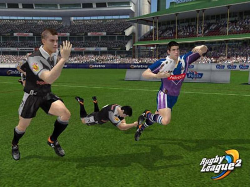 Rugby League 2 for Xbox image