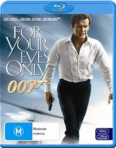 For Your Eyes Only on Blu-ray image