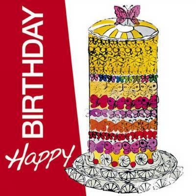 Happy Birthday by Valeria Manferto De Fabianis image