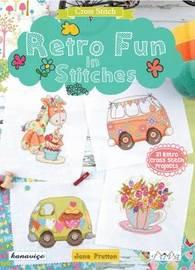 Retro Fun in Stitches by Jane Prutton