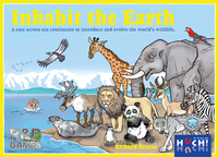 Inhabit the Earth - Board Game