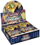 Yu-Gi-Oh! Dragons of Legend - Unleashed Booster Box
