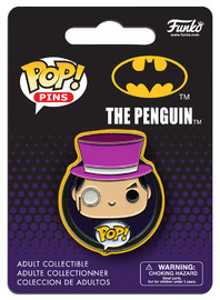 DC Comics - Penguin Pop! Pin