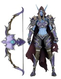 "Heroes of the Storm: Sylvanas 7"" Action Figure"