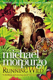 Running Wild by Michael Morpurgo image