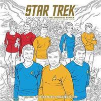 Star Trek: The Original Series Adult Coloring Book by CBS image