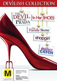 Devilish Collection (5 Disc Box Set) on DVD image