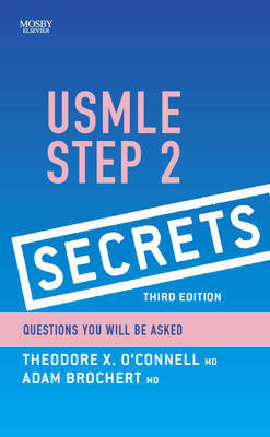 USMLE Step 2 Secrets by Theodore X. O'Connell image