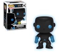 Justice League - Aquaman (Silhouette Glow) Pop! Vinyl Figure image