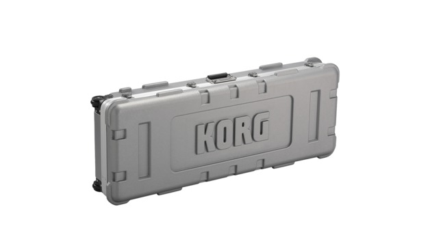 Korg Hard case for Kronos 2 61 in black