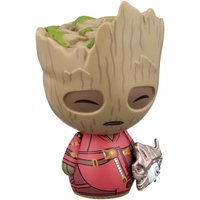 Marvel - Groot (with Cyber Eye) Dorbz Vinyl Figure