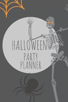 Halloween Party Planner by Marinova Journals